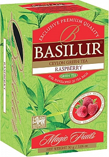 BASILUR Magic Raspberry přebal 20x1,5g