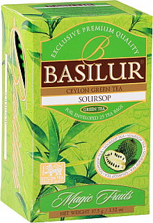 BASILUR Magic Soursop přebal 20x1,5g