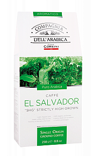 Corsini // Single El Salvador Strictly High Grown mletá 250g