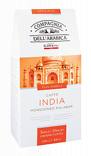 Corsini Single India Monsooned Malabar mletá 250g