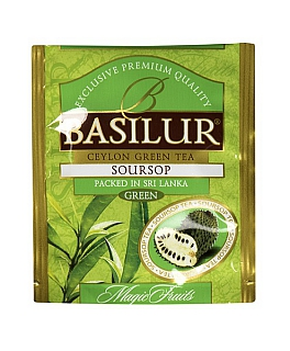 BASILUR Horeca Magic Green Soursop 1 sáček