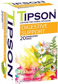 TIPSON Wellness Digestive Support přebal 20x1,3g