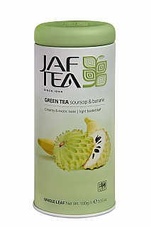 JAFTEA Pure Green Soursop & Banana 100g plech