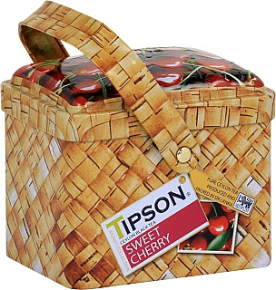 TIPSON Basket Sweet Cherry plech 80g
