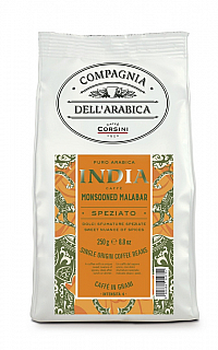 Corsini India Monsooned Malabar Zrno 250g