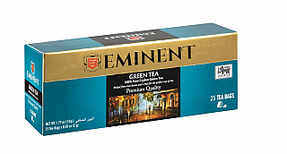 EMINENT Green Tea nepřebal 25x2g