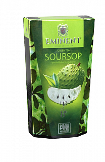 EMINENT Soursop Green Tea papír 100g