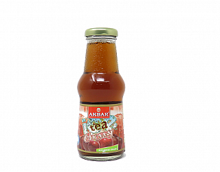 AKBAR Ice Tea Cherry 240ml