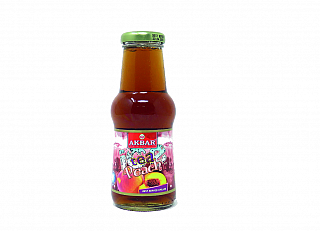 AKBAR Ice Tea Peach 240ml
