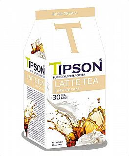 TIPSON Latte Tea Irish Cream 30x2,5g