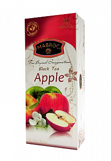 MABROC Classic Black Apple nepřabal 25x2g