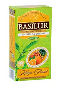 BASILUR Magic Pineapple & Orange